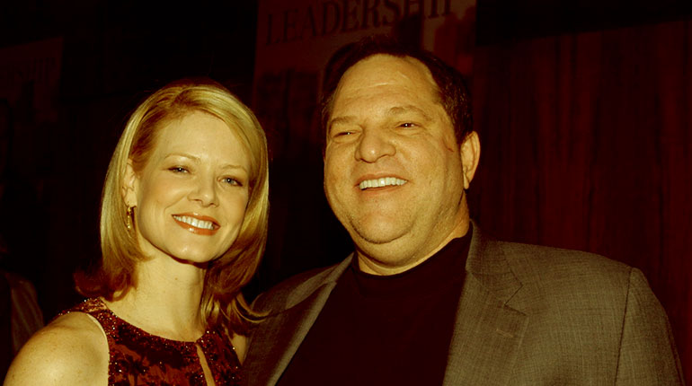 Image of Eve Chilton: Facts About Producer Harvey Weinstein's Ex-Wife