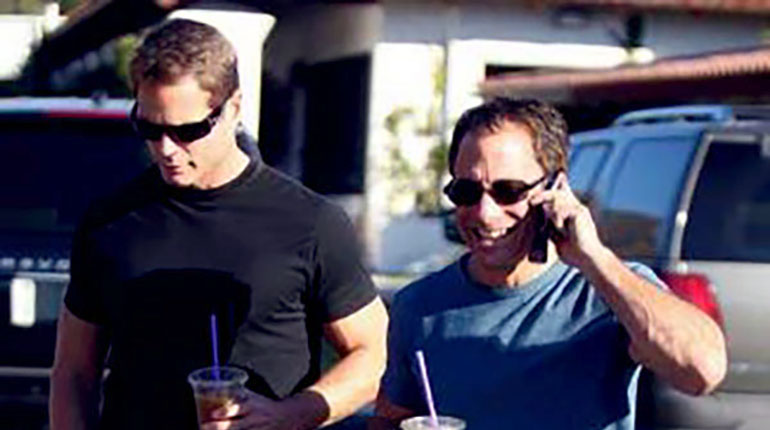 Image of Andy Mauer: Facts About Harvey Levin's Longtime Boyfriend