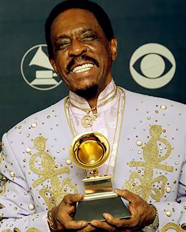 Image of Ike turner won Grammy in 2007