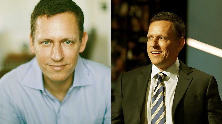 Image of LGBTQ's Inspiraton Peter Thiel & Matt Denzeisen. Bio & Married Life