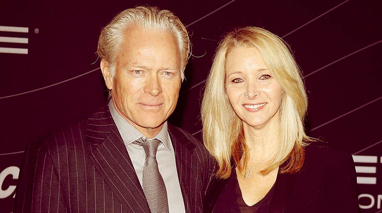 Image of Unknown Facts on Lisa Kudrow's Husband- Michael Stern