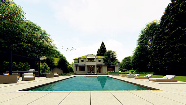 Image of Riley lives in $31 million house in Atherton, California with her family