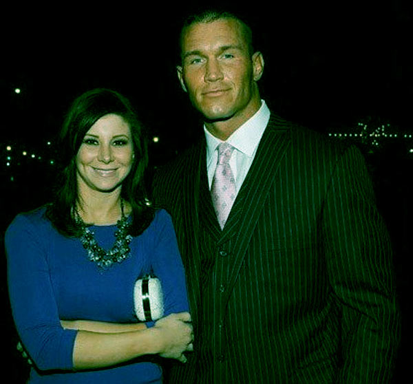 Image of Samantha Speno was married to Randy Orton from 2007 to 2013