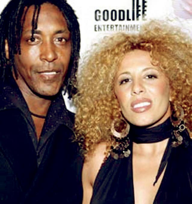 Image of Tina's youngest son, Ronnie Turner is a musician