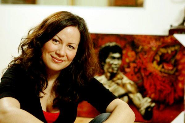 Image of Wren Keasler's mother, Shannon runs a non-profit organization, Bruno Lee Foundation