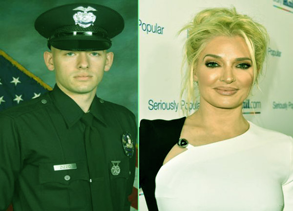 Image of Zizzo and Erika Jayne named their son, Thoms after his father