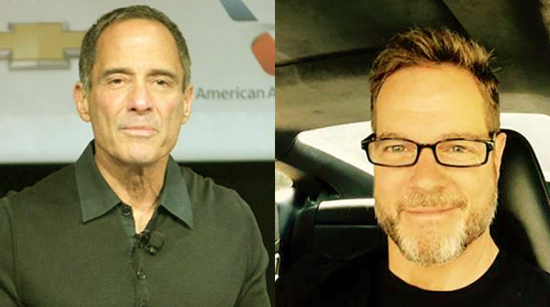 Image of Harvey Levin: Is He Married to His Longtime Boyfriend Andy Mauer