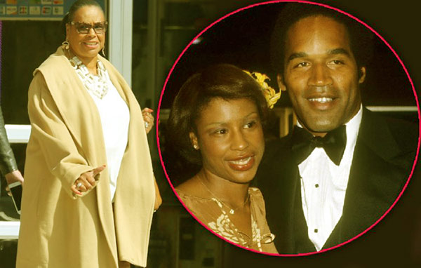 Image of Marguerite Whitley is the first wife of O.J. Simpson