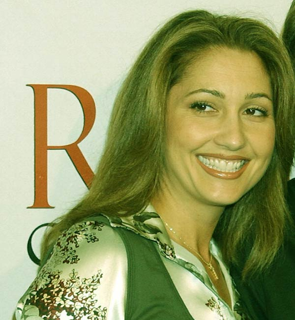 Image of Lesly Brown, wife of Pat Sajak