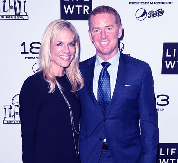 Image of Brill Garrett is formerly known as the wife of Jason Garrett