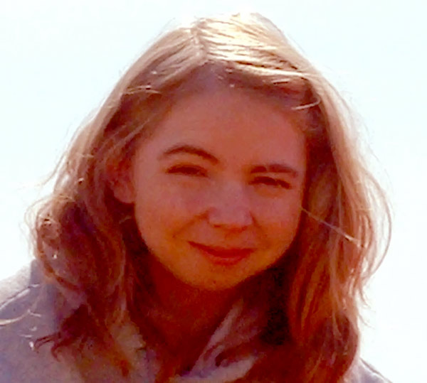 Image of Jake Anderson's sister, Chelsea Dawn Anderson