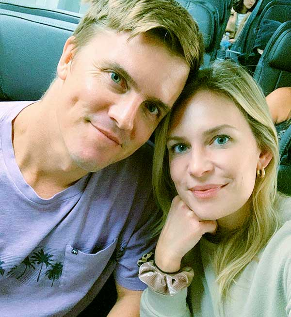 Image of Emily Kuchar and Zack Greinke have been married together for more than a decade