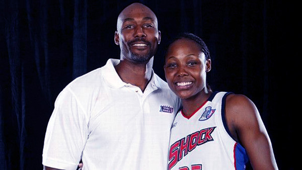 Image of Cheryl Ford is a former women's basketball player