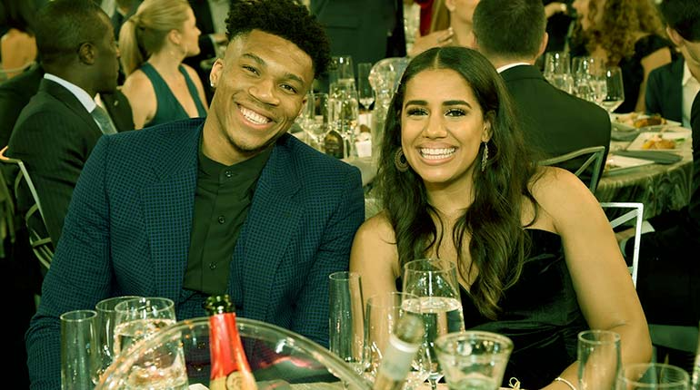 Image of Mariah Riddlesprigger Dating Life & Marriage Plans with Partner, Giannis Antetokounmpo