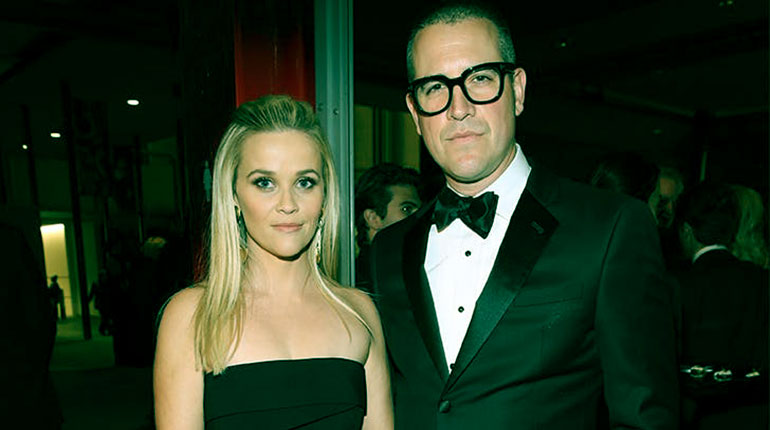 Image of Jim Toth: Facts About Reese Witherspoon's Husband