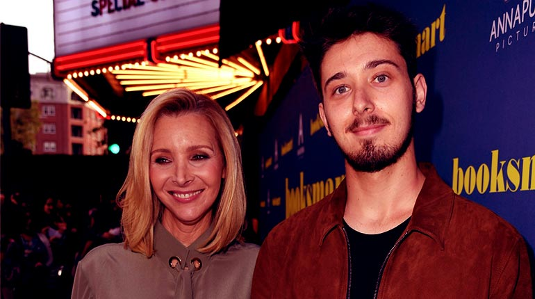 Image of Julian Murray Stern Wikipedia; Age, college, dating life of Lisa Kudrow's son