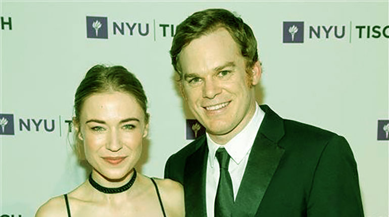 Image of Morgan Macgregor Wikipedia; Married Life, Children, Net worth of Michael C. Hall's wife