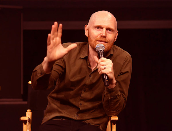 Image of American Stand-Up comedian, Bill Burr