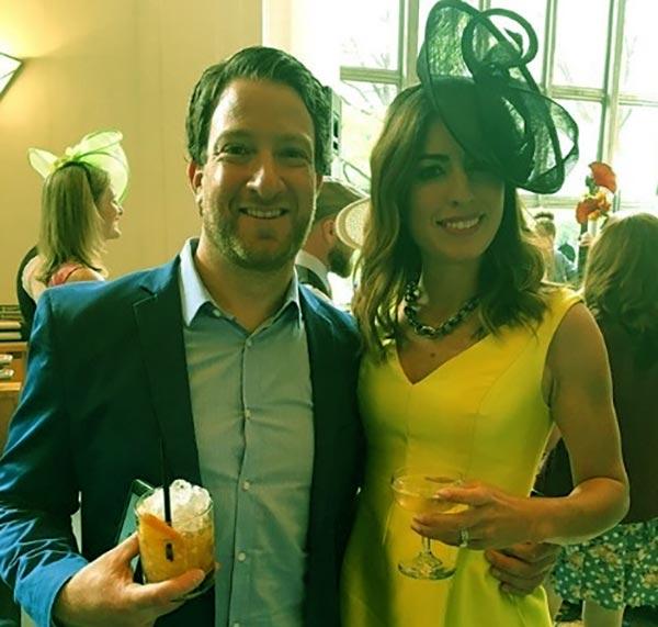 Image of Renee Portnoy with her ex-husband David Portnoy