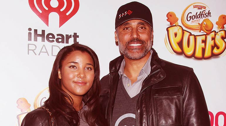 Image of Sasha Gabriella Fox Biography: Rick Fox's daughter with Vanessa L. Williams