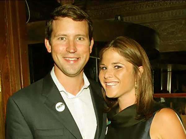 Image of Henry Hager is the husband of Jenna Bush Hager