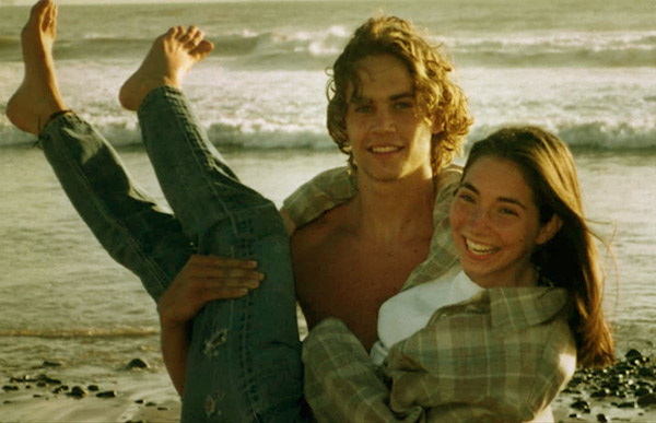 Image of Rebecca Soteros was a one-time girlfriend of the late actor, Paul Walker