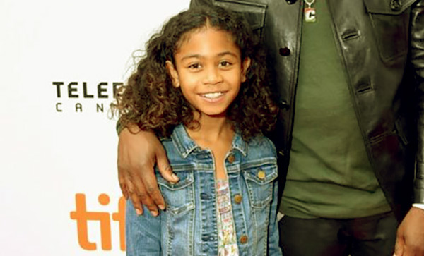 Image of Dave Chappelle's daughter Sonal Chappelle