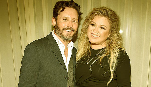 Image of Brandon is known as the husband of singer Kelly Clarkson