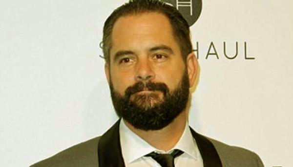 Image of Chrissy Metz's ex-husband, Martyn Eaden