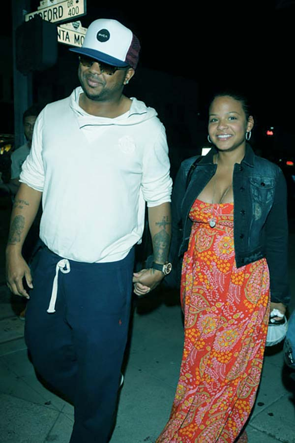 Image of Christina Milan's husband filed for divorce nine days before their daughter birth