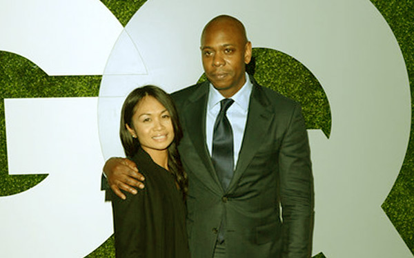 Image of Sonal Chappelle's parents Dave Chappelle and Elaine Mendoza Efre