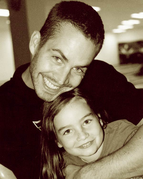 Image of Paul Walker left his full net worth to his daughter