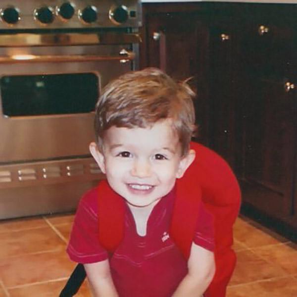 Image of Alexa Schiff's younger brother, Elijah Schiff
