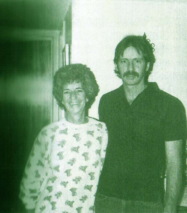 Image of Rosalie Jean Willis and her son, Charles Manson Jr. (Jay White)