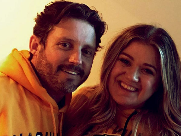 Image of Kelly Clarkson is the second wife of Brandon Blackstock