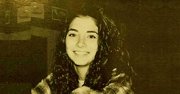 Image of Meadow Walker's mother, Rebecca Seteros' young picture