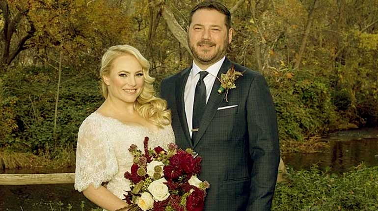 Image of Ben Domenech net worth, married, first wife, wiki bio about Meghan McCain's husband