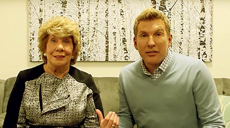 Image of Faye Chrisley Wikipedia: Facts, Net Worth, Age, Cancer Updates of Todd Chrisley's Mother