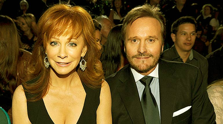 Image of Narvel Blackstock: Facts About Reba McEntire's Ex-Husband