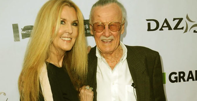 Image of Stan Lee's Daughter, Joan Celia Lee's Married Life; Any Kids of Her Own