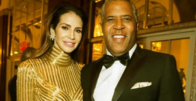 Image of Suzanne McFayden: Facts About Robert F. Smith's Ex-Wife