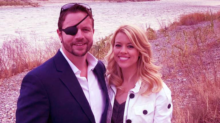 Image of Tara Blake: Facts About Dan Crenshaw's Wife