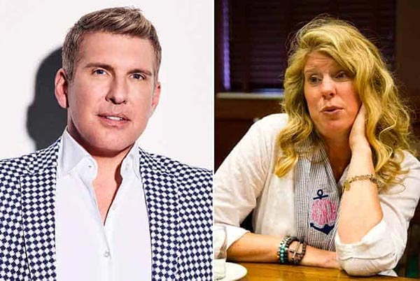 Image of Lindsie parents Todd Chrisley and Teressa Terry