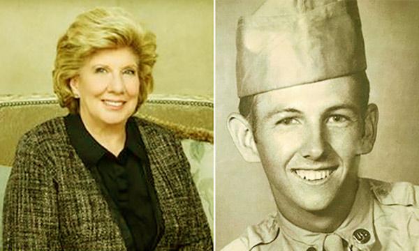 Image of Faye Chrisley and her late husband Gene Reynold