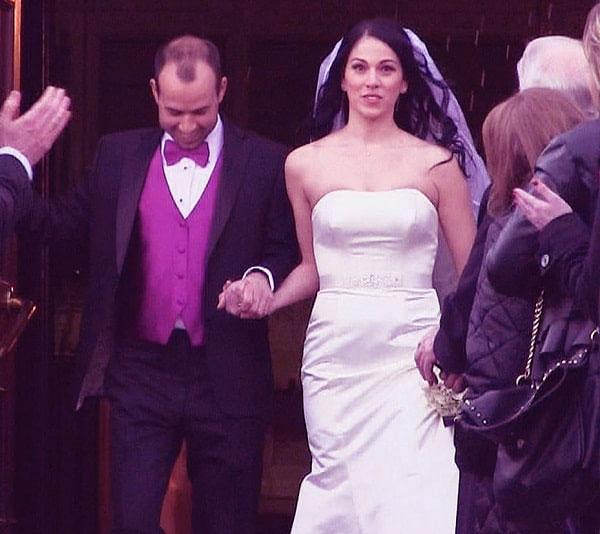 Image of Jenna Vulcano married with James Murray