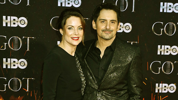 Image of Kimberly Williams and Brad Paisley were married seventeen years ago