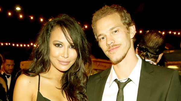 Image of Ryan Dorsey and Naya Rivera tied the knot in 2014