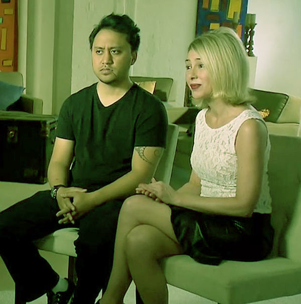 Image of Vili Fualaar and his ex-wife Mary Kay Letourneau