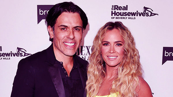 Image of Edwin Arroyave with his wife, Teddi Jo Mellencamp